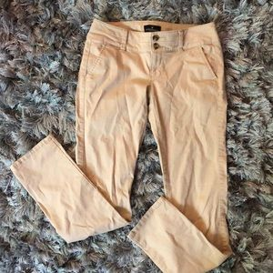 Khaki pants from American Eagle outfitters